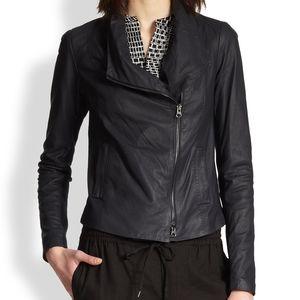 "Vince ""Paper"" Leather Jacket"